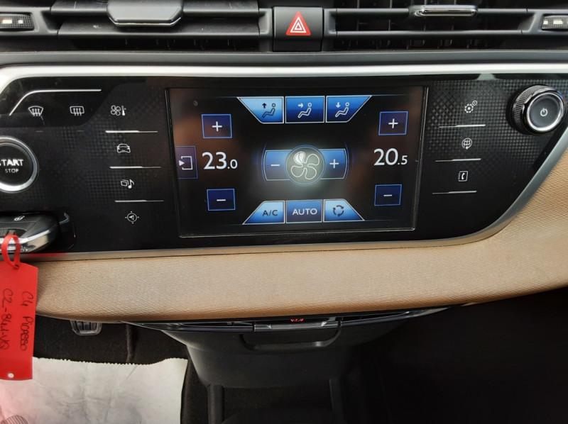 Photo 16 de l'offre de CITROEN C4 PICASSO e-HDi 115 Intensive à 9500€ chez Centrale auto marché Périgueux