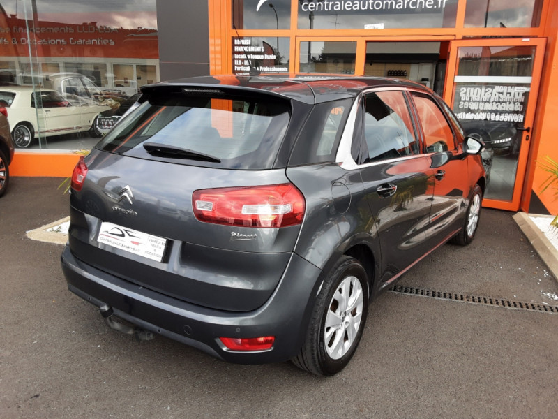 Photo 2 de l'offre de CITROEN C4 PICASSO e-HDi 115 Intensive à 9500€ chez Centrale auto marché Périgueux