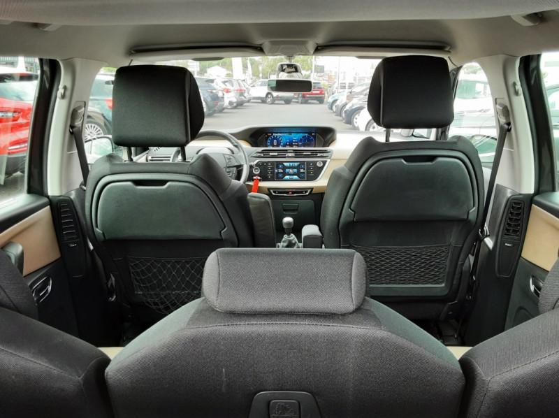 Photo 12 de l'offre de CITROEN C4 PICASSO e-HDi 115 Intensive à 9500€ chez Centrale auto marché Périgueux