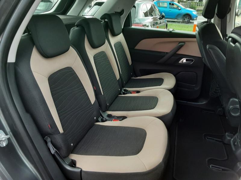 Photo 6 de l'offre de CITROEN C4 PICASSO e-HDi 115 Intensive à 9500€ chez Centrale auto marché Périgueux