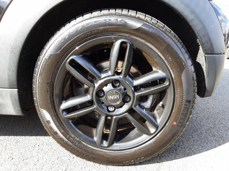 Photo 8 de l'offre de MINI MINI D 112 ch Cooper Edition Limitée Baker Street  à 12000€ chez Centrale auto marché Périgueux