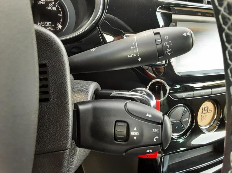 Photo 38 de l'offre de DS DS3 BlueHDi 100 SetS BVM5 So Chic à 13990€ chez Centrale auto marché Périgueux