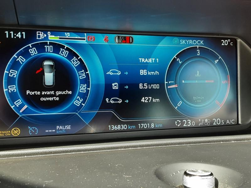 Photo 44 de l'offre de CITROEN C4 PICASSO e-HDi 115 Intensive à 9500€ chez Centrale auto marché Périgueux