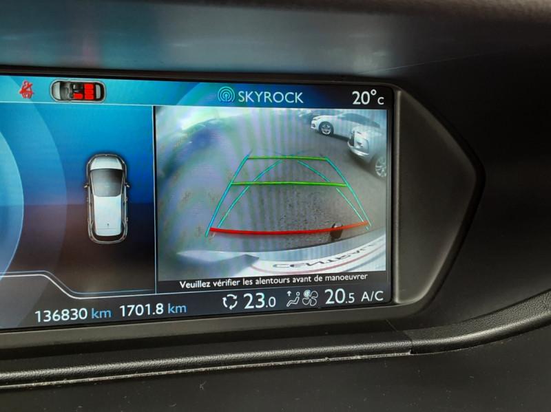 Photo 19 de l'offre de CITROEN C4 PICASSO e-HDi 115 Intensive à 9500€ chez Centrale auto marché Périgueux