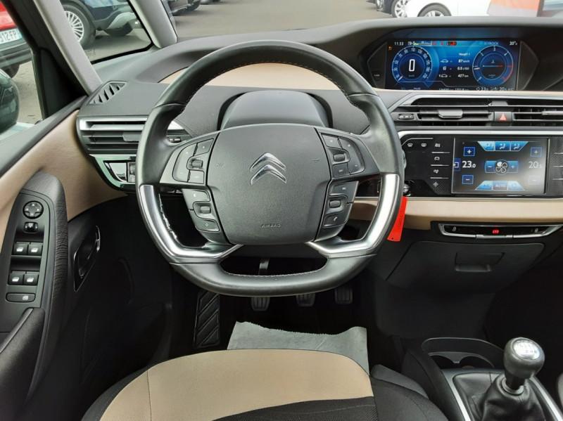 Photo 14 de l'offre de CITROEN C4 PICASSO e-HDi 115 Intensive à 9500€ chez Centrale auto marché Périgueux