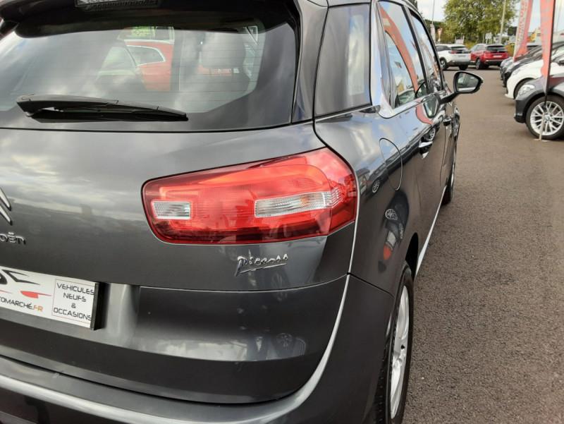 Photo 21 de l'offre de CITROEN C4 PICASSO e-HDi 115 Intensive à 9500€ chez Centrale auto marché Périgueux