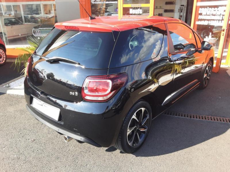 Photo 2 de l'offre de DS DS3 BlueHDi 100 SetS BVM5 So Chic à 13990€ chez Centrale auto marché Périgueux