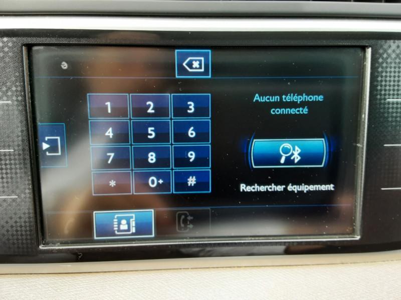 Photo 31 de l'offre de CITROEN C4 PICASSO e-HDi 115 Intensive à 9500€ chez Centrale auto marché Périgueux