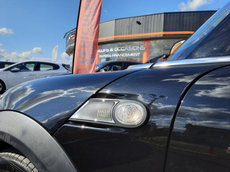 Photo 7 de l'offre de MINI MINI D 112 ch Cooper Edition Limitée Baker Street  à 12000€ chez Centrale auto marché Périgueux