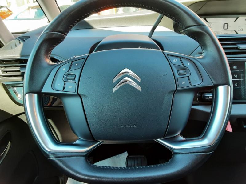 Photo 42 de l'offre de CITROEN C4 PICASSO BlueHDi 120 SetS EAT6 Business à 14700€ chez Centrale auto marché Périgueux