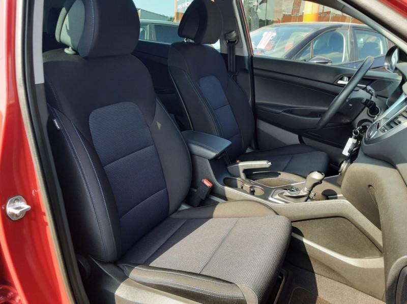 Photo 13 de l'offre de HYUNDAI TUCSON 1.7 CRDi 141 2WD DCT-7 Business à 19990€ chez Centrale auto marché Périgueux