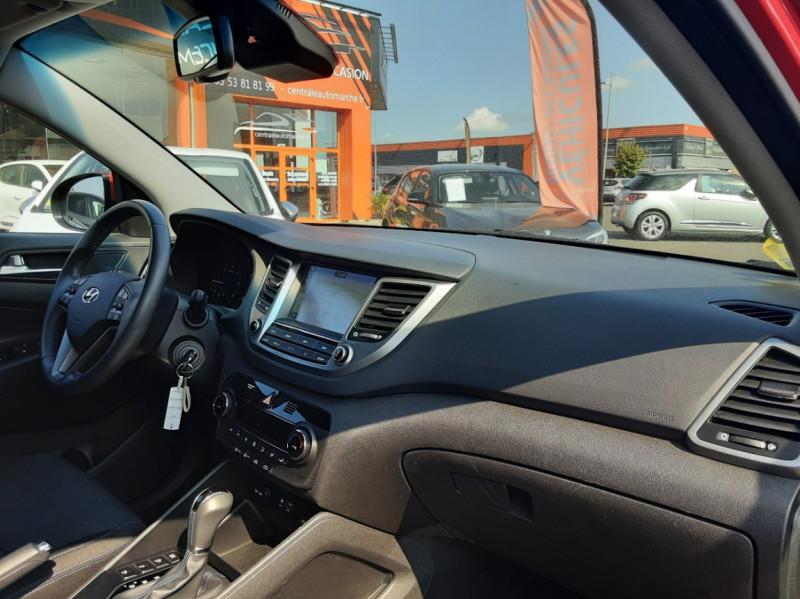 Photo 45 de l'offre de HYUNDAI TUCSON 1.7 CRDi 141 2WD DCT-7 Business à 19990€ chez Centrale auto marché Périgueux