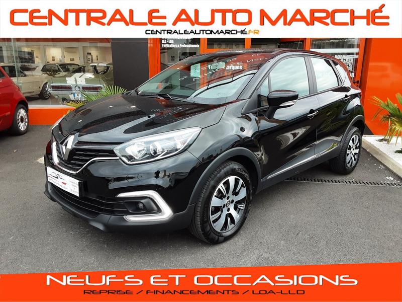 Renault CAPTUR dCi 90 E6C Business Diesel  Occasion à vendre