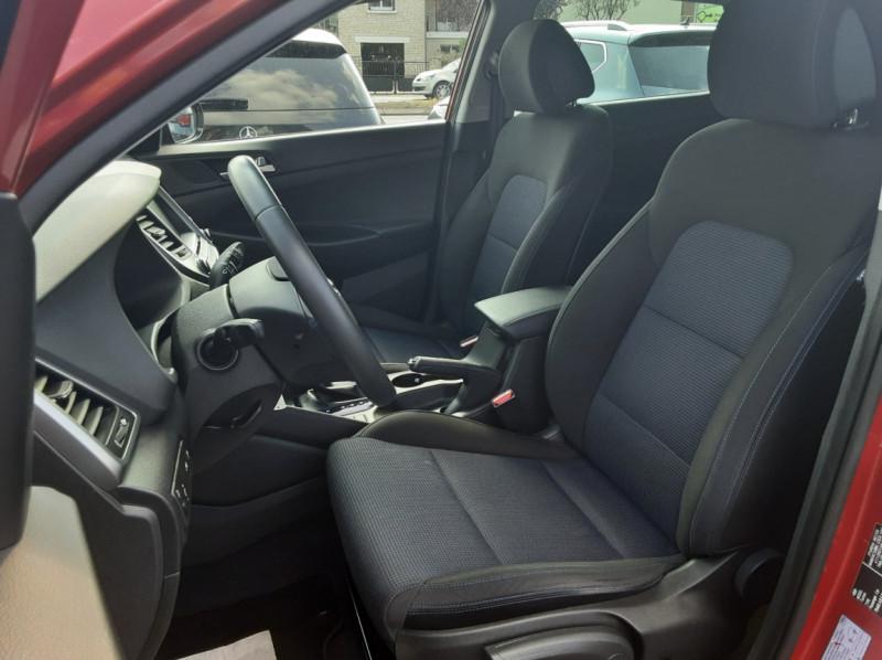 Photo 10 de l'offre de HYUNDAI TUCSON 1.7 CRDi 141 2WD DCT-7 Business à 19990€ chez Centrale auto marché Périgueux