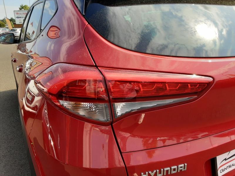 Photo 21 de l'offre de HYUNDAI TUCSON 1.7 CRDi 141 2WD DCT-7 Business à 19990€ chez Centrale auto marché Périgueux