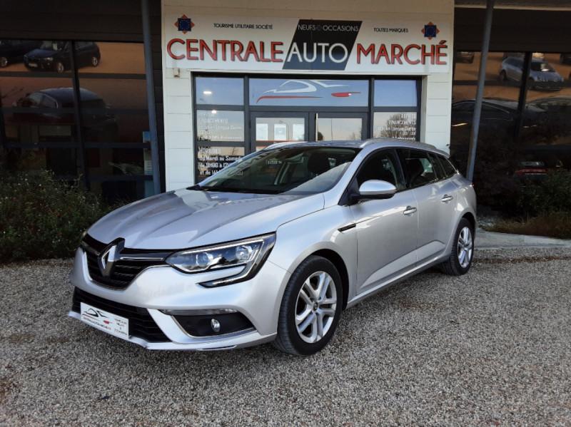 Renault MEGANE IV Estate Blue dCi 115 Business Diesel  Occasion à vendre