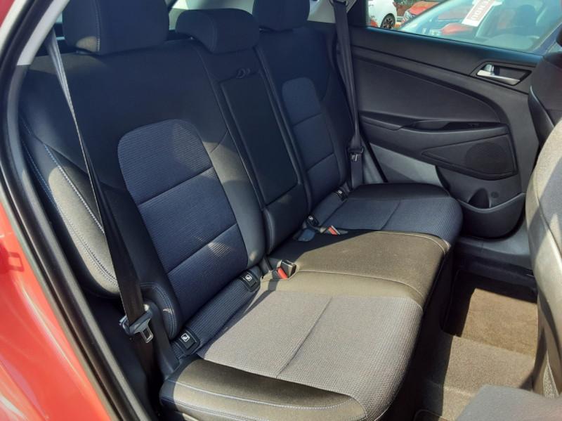 Photo 14 de l'offre de HYUNDAI TUCSON 1.7 CRDi 141 2WD DCT-7 Business à 19990€ chez Centrale auto marché Périgueux