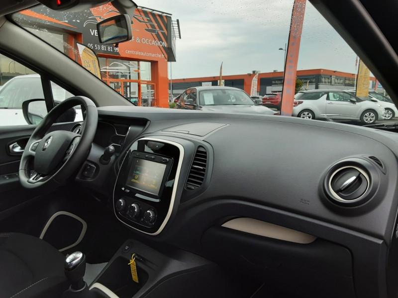 Photo 12 de l'offre de RENAULT CAPTUR dCi 90 E6C Business à 14400€ chez Centrale auto marché Périgueux