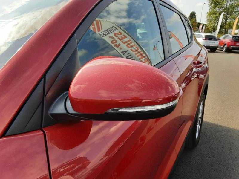 Photo 28 de l'offre de HYUNDAI TUCSON 1.7 CRDi 141 2WD DCT-7 Business à 19990€ chez Centrale auto marché Périgueux