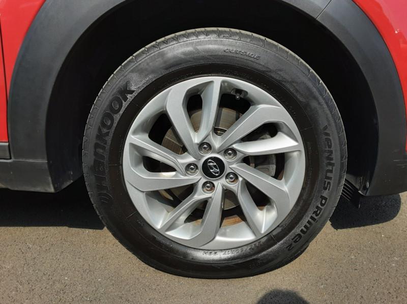 Photo 19 de l'offre de HYUNDAI TUCSON 1.7 CRDi 141 2WD DCT-7 Business à 19990€ chez Centrale auto marché Périgueux
