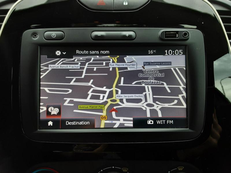 Photo 9 de l'offre de RENAULT CAPTUR dCi 90 E6C Business à 14400€ chez Centrale auto marché Périgueux