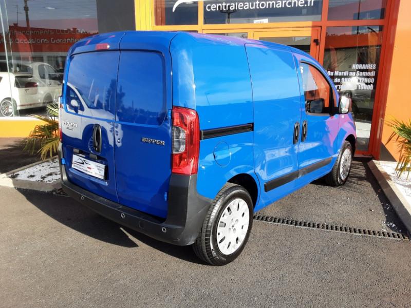 Photo 2 de l'offre de PEUGEOT BIPPER L1 1.3 HDI 75 FAP PACK CLIM PLUS à 9500€ chez Centrale auto marché Périgueux