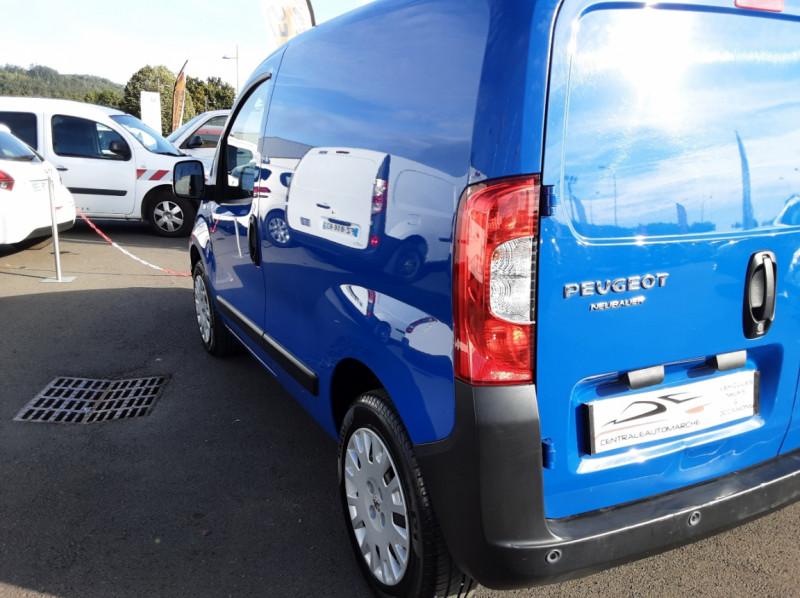 Photo 21 de l'offre de PEUGEOT BIPPER L1 1.3 HDI 75 FAP PACK CLIM PLUS à 9500€ chez Centrale auto marché Périgueux