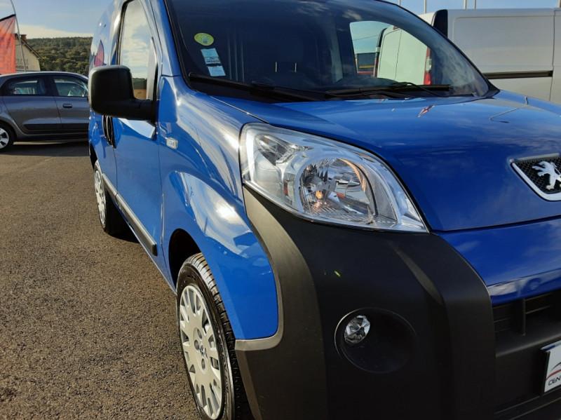 Photo 24 de l'offre de PEUGEOT BIPPER L1 1.3 HDI 75 FAP PACK CLIM PLUS à 9500€ chez Centrale auto marché Périgueux