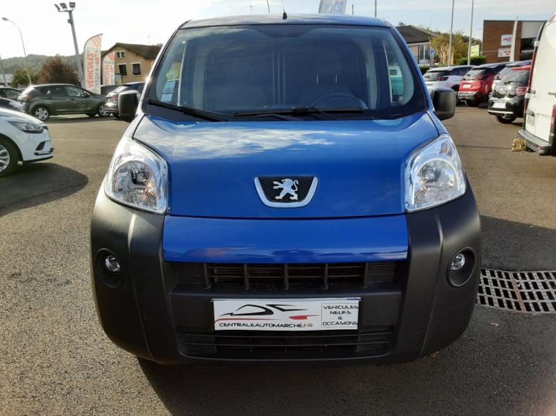 Photo 22 de l'offre de PEUGEOT BIPPER L1 1.3 HDI 75 FAP PACK CLIM PLUS à 9500€ chez Centrale auto marché Périgueux