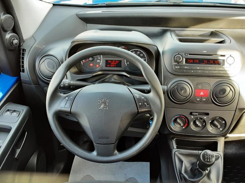 Photo 36 de l'offre de PEUGEOT BIPPER L1 1.3 HDI 75 FAP PACK CLIM PLUS à 9500€ chez Centrale auto marché Périgueux