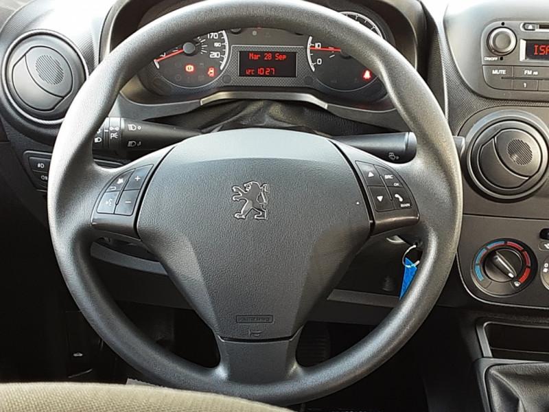 Photo 37 de l'offre de PEUGEOT BIPPER L1 1.3 HDI 75 FAP PACK CLIM PLUS à 9500€ chez Centrale auto marché Périgueux