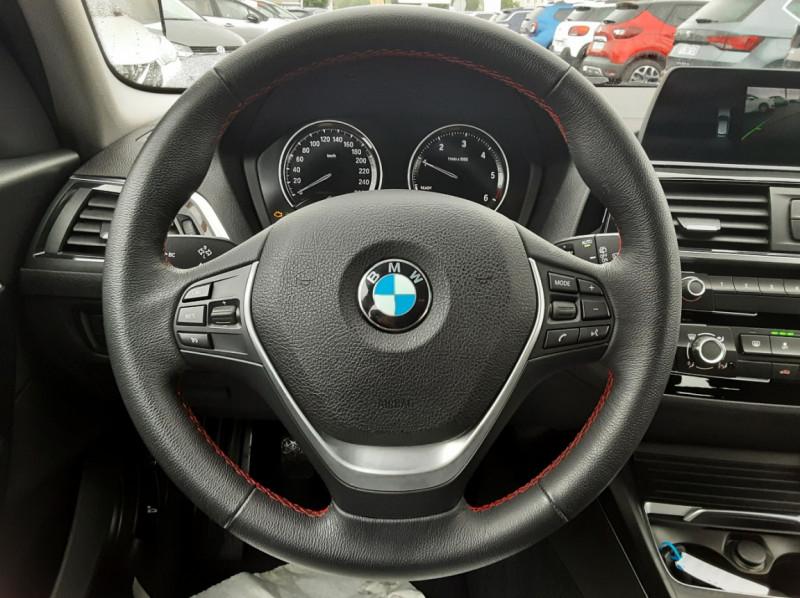 Photo 8 de l'offre de BMW SERIE 1 116d 116 ch SPORT  à 19990€ chez Centrale auto marché Périgueux