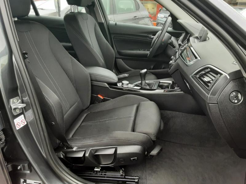 Photo 12 de l'offre de BMW SERIE 1 116d 116 ch SPORT  à 19990€ chez Centrale auto marché Périgueux