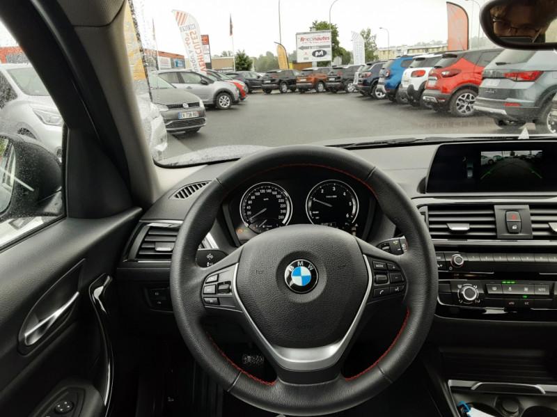 Photo 9 de l'offre de BMW SERIE 1 116d 116 ch SPORT  à 19990€ chez Centrale auto marché Périgueux
