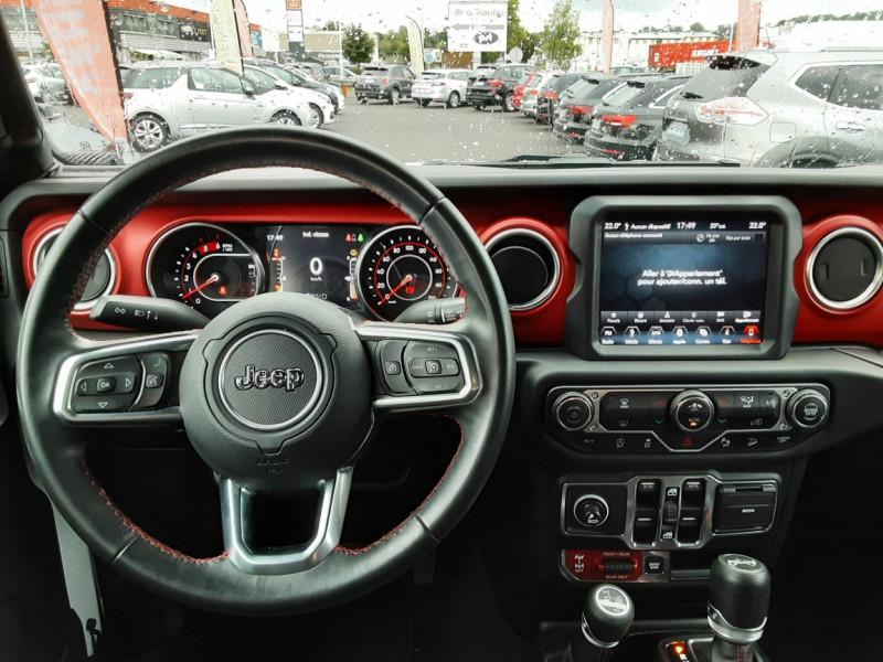 Photo 20 de l'offre de JEEP WRANGLER Unlimited 2.2 l MultiJet 200 ch 4x4 BVA8 Rubicon à 54990€ chez Centrale auto marché Périgueux