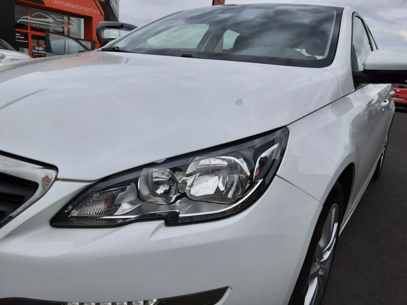 Photo 5 de l'offre de PEUGEOT 308 1.6 BlueHDi 120ch SetS EAT6 Active Business à 13200€ chez Centrale auto marché Périgueux