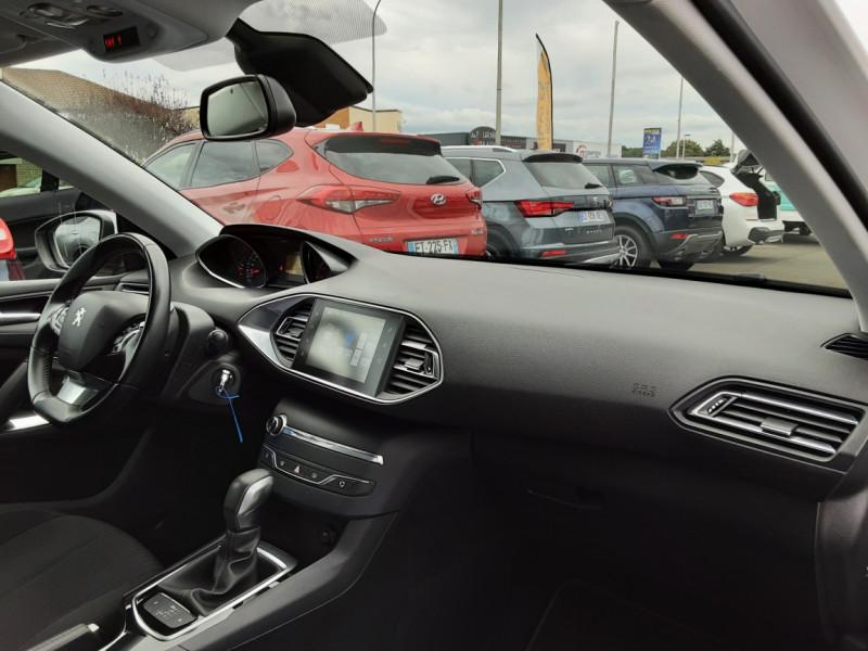 Photo 16 de l'offre de PEUGEOT 308 1.6 BlueHDi 120ch SetS EAT6 Active Business à 13200€ chez Centrale auto marché Périgueux