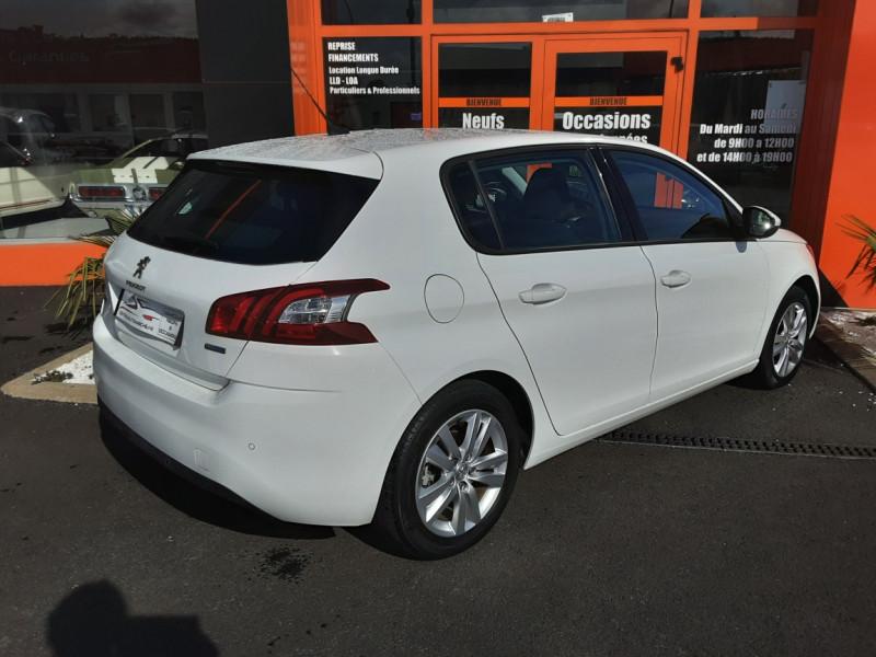 Photo 2 de l'offre de PEUGEOT 308 1.6 BlueHDi 120ch SetS EAT6 Active Business à 13200€ chez Centrale auto marché Périgueux