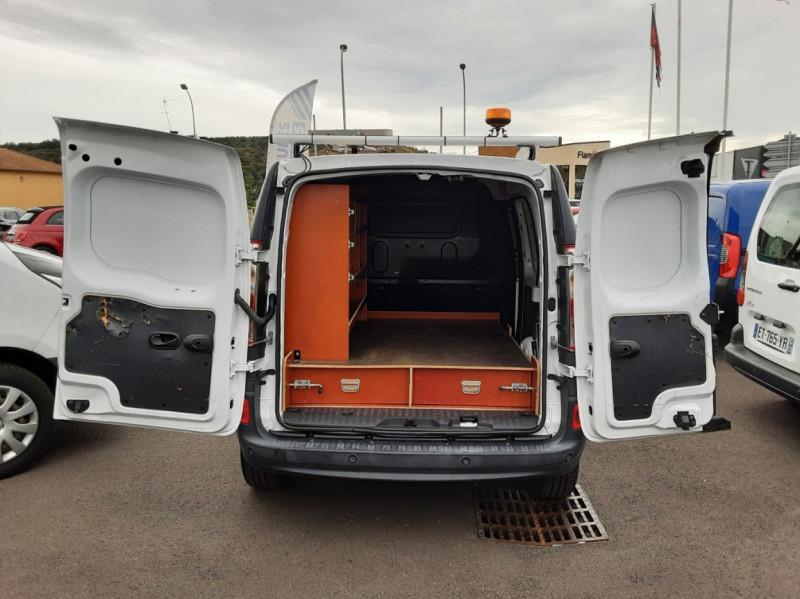 Photo 27 de l'offre de RENAULT KANGOO EXPRESS L1 1.5 DCI 90 EXTRA R-LINK à 10200€ chez Centrale auto marché Périgueux