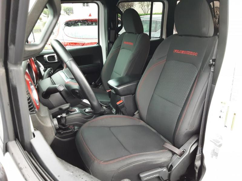 Photo 46 de l'offre de JEEP WRANGLER Unlimited 2.2 l MultiJet 200 ch 4x4 BVA8 Rubicon à 54990€ chez Centrale auto marché Périgueux