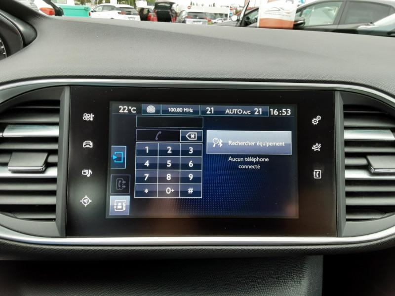 Photo 36 de l'offre de PEUGEOT 308 1.6 BlueHDi 120ch SetS EAT6 Active Business à 13200€ chez Centrale auto marché Périgueux