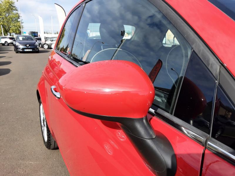 Photo 28 de l'offre de FIAT 500 C 1.2 69 ch Lounge  à 12990€ chez Centrale auto marché Périgueux