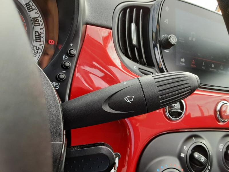 Photo 41 de l'offre de FIAT 500 C 1.2 69 ch Lounge  à 12990€ chez Centrale auto marché Périgueux