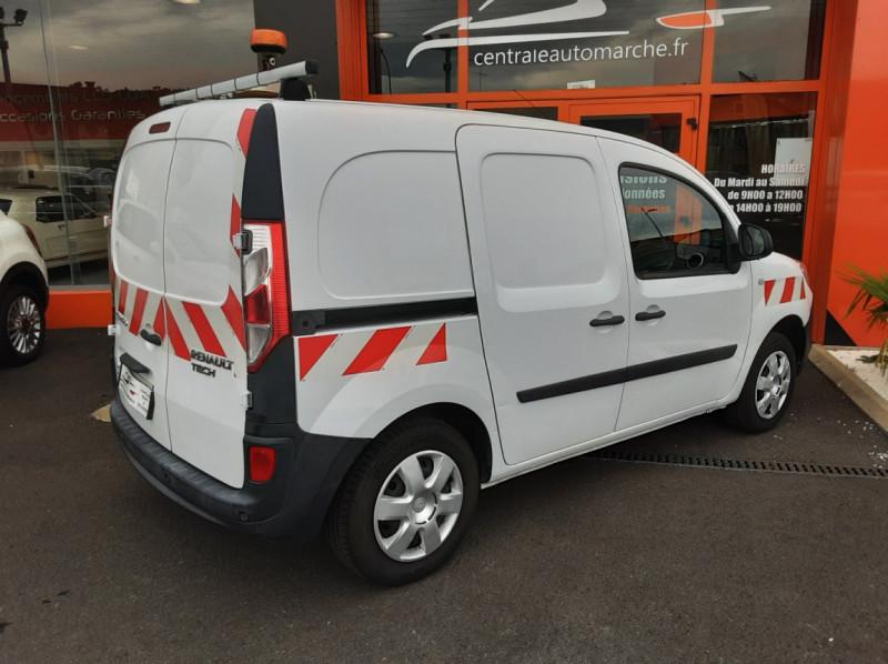 Photo 2 de l'offre de RENAULT KANGOO EXPRESS L1 1.5 DCI 90 EXTRA R-LINK à 10200€ chez Centrale auto marché Périgueux