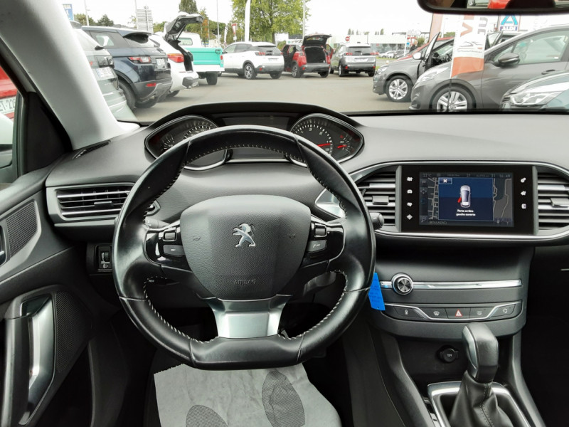 Photo 25 de l'offre de PEUGEOT 308 1.6 BlueHDi 120ch SetS EAT6 Active Business à 13200€ chez Centrale auto marché Périgueux