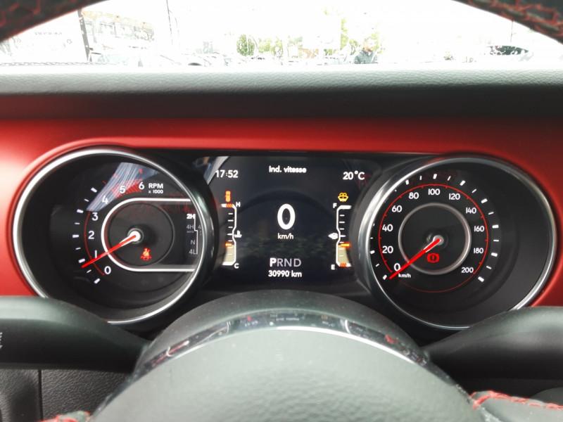 Photo 6 de l'offre de JEEP WRANGLER Unlimited 2.2 l MultiJet 200 ch 4x4 BVA8 Rubicon à 54990€ chez Centrale auto marché Périgueux