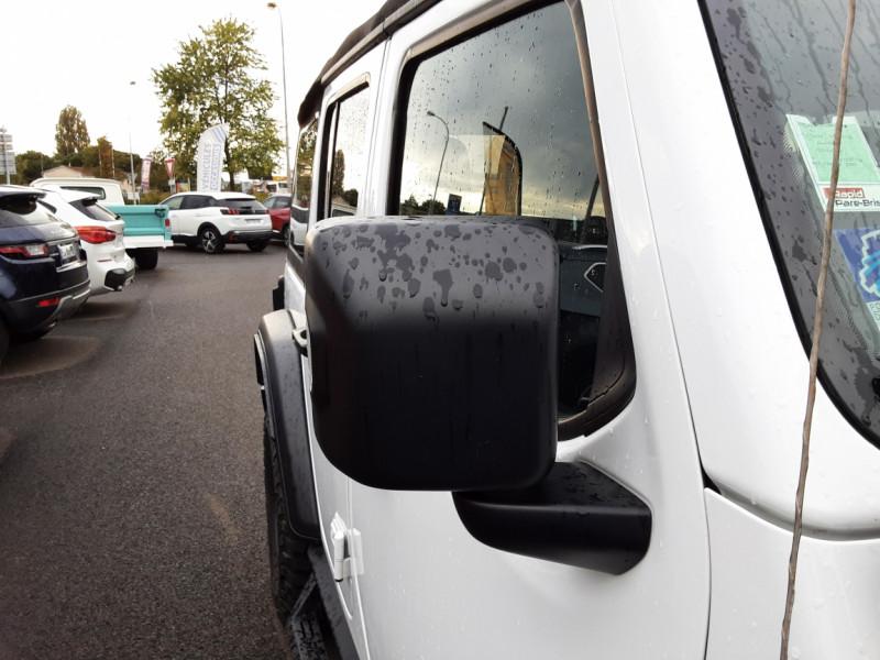 Photo 35 de l'offre de JEEP WRANGLER Unlimited 2.2 l MultiJet 200 ch 4x4 BVA8 Rubicon à 54990€ chez Centrale auto marché Périgueux