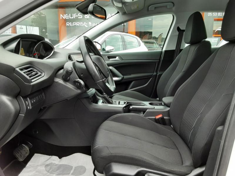 Photo 19 de l'offre de PEUGEOT 308 1.6 BlueHDi 120ch SetS EAT6 Active Business à 13200€ chez Centrale auto marché Périgueux