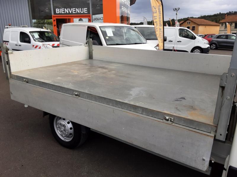 Photo 6 de l'offre de CITROEN JUMPER BENNE 35 L2 BLUEHDi 130 BVM6 CONFORT à 22990€ chez Centrale auto marché Périgueux