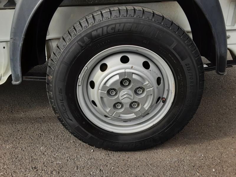 Photo 28 de l'offre de CITROEN JUMPER BENNE 35 L2 BLUEHDi 130 BVM6 CONFORT à 22990€ chez Centrale auto marché Périgueux